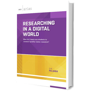 Researching in a Digital World by Erik Palmer